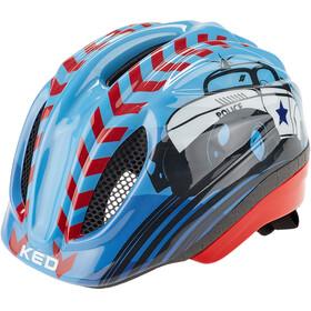 KED Meggy II Trend Helmet Kids police
